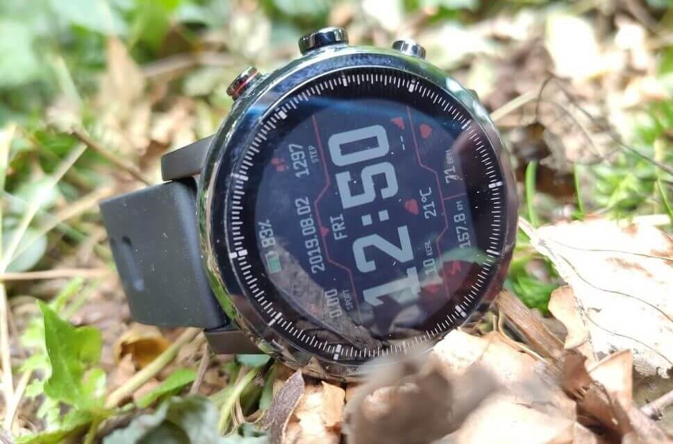 Outdoor Horloge Review: Xiaomi Amazfit Stratos