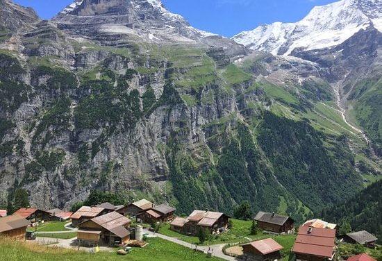 Hiken en klimmen in Zwitserland