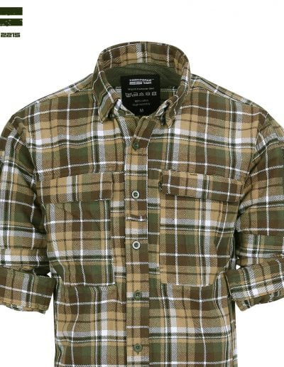 Flanel Contractor Shirt