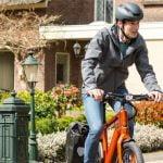 Comfortabel op pad met een elektrische fiets