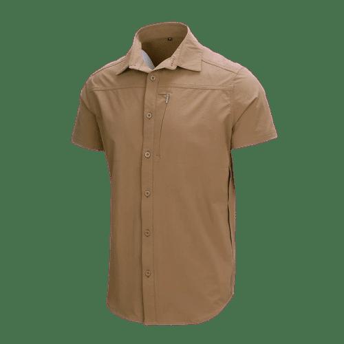 Echo Two Flex Shirt Bruin
