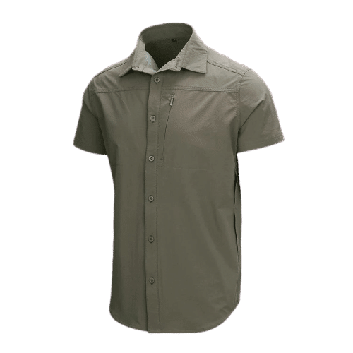 Echo Two Flex Shirt Groen