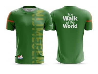 Shirt Official 2020 M Groen