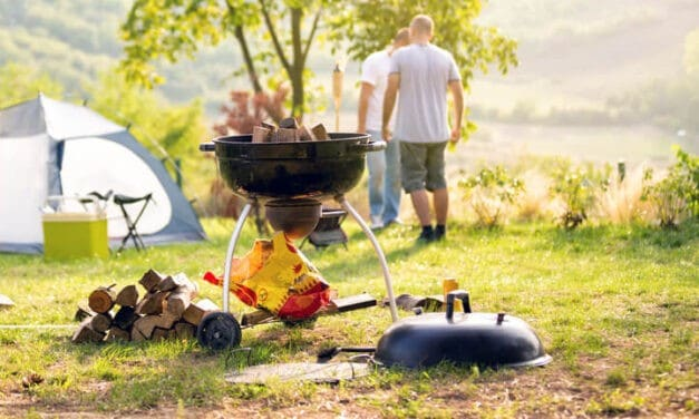 Beste camping BBQ 2021