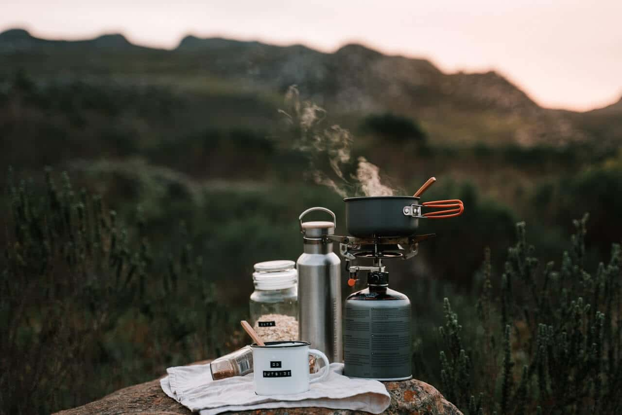 Camping Koken