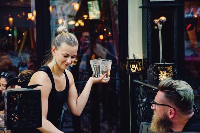 Drinken Bestellen
