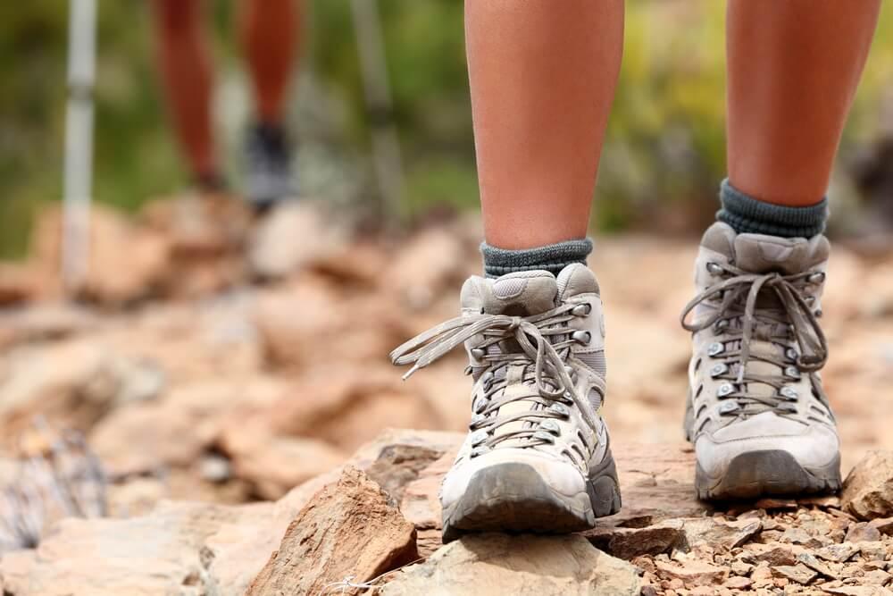 goedkope wandelschoenen dames