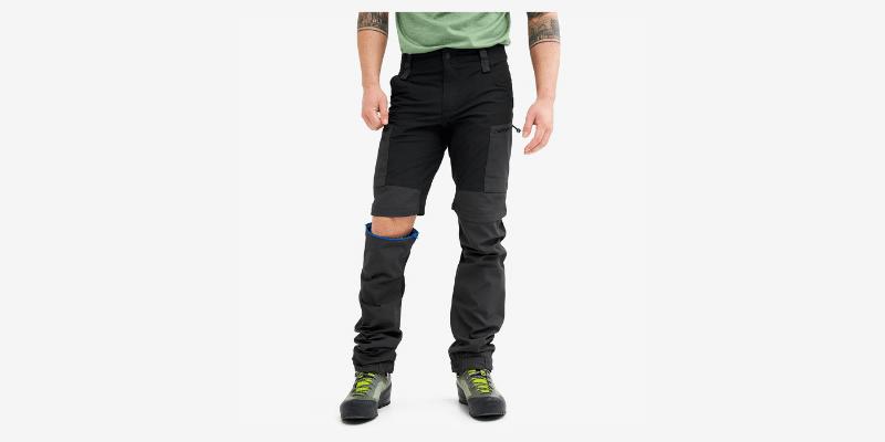 revolutionrace gpx pro zip off pants