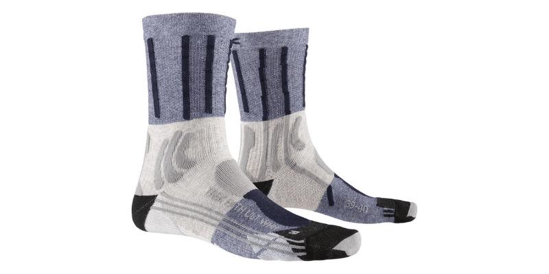 x socks wandelsokken trek path ultra nylon